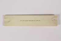 2014.480.45 a back Slide rule with case  Click to enlarge