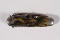 2014.480.32 front Solingen pocket knife  Click to enlarge