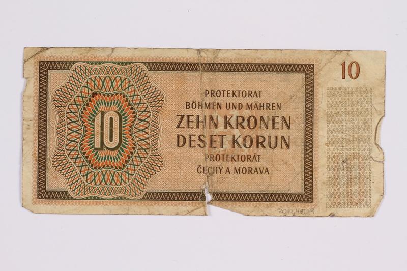 2014.480.119 back ten kronen scrip