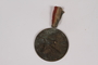 WWI Touring Club of France fundraising medal