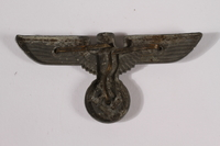 2014.480.35 back German eagle emblem, Kriegsmarine  Click to enlarge