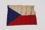 Czechoslovakian flag