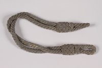 2014.480.21 b front Luftwaffe trade badge with cord  Click to enlarge