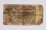 German One Rentenmark scrip