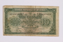 Belgian ten francs scrip