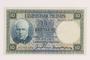 Iceland, 10 kronur, acquired by a US soldier