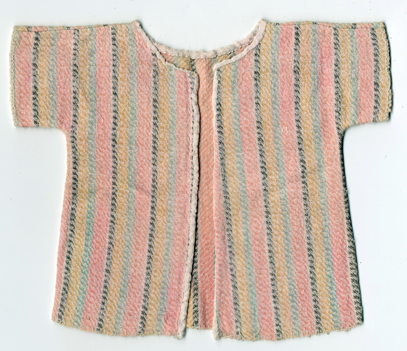 Radzinowicz family collection Infant's sweater
