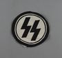 SS badge acquired by a US Army nurse