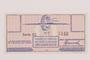 Westerbork transit camp voucher, 10 cent note