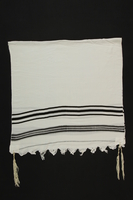 1994.93.1 front Tallit  Click to enlarge