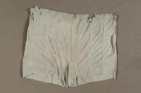1995.11.2 front Underwear worn in the Warsaw ghetto  Click to enlarge