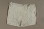 Underwear worn in the Warsaw ghetto