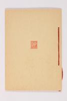 1995.117.4 back Postage stamp  Click to enlarge