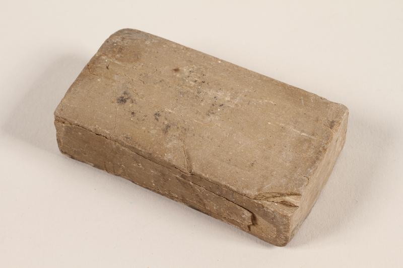 1995.119.1 front Bar soap