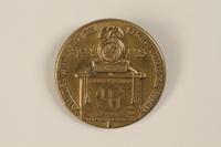 1994.124.5 front 10 jährige Wiederkehr des Reichsparteitages Weimar 1926-1936 badge  Click to enlarge