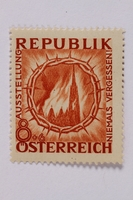 1995.128.100 front Postage stamp  Click to enlarge
