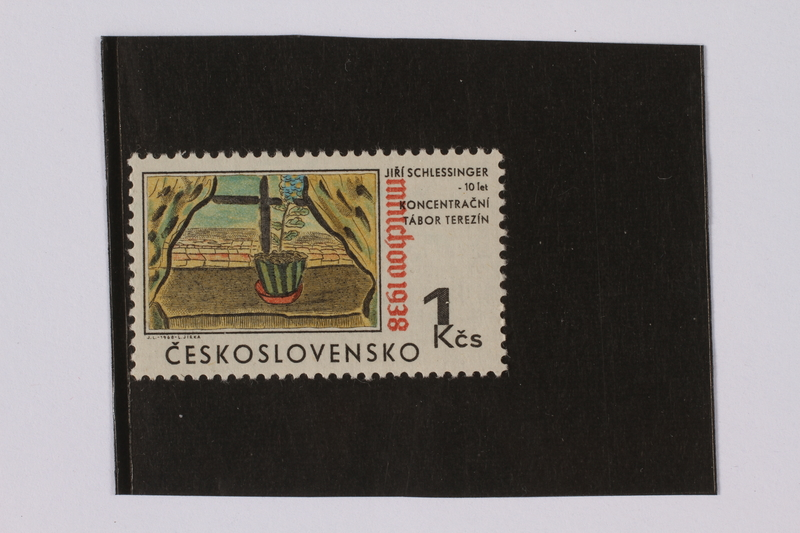 1995.128.108 front Postage stamp
