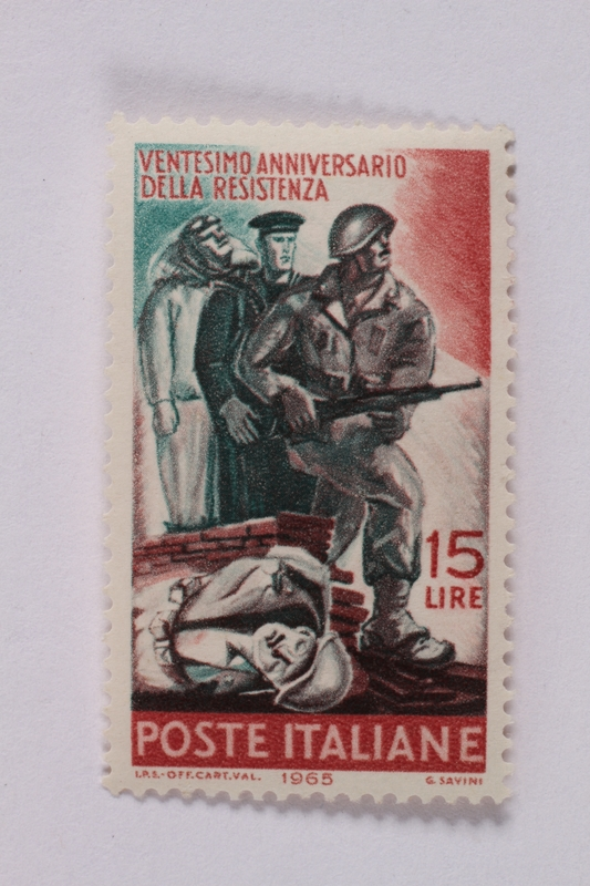 1995.128.112 front Postage stamp