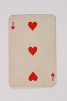 2013.495.6 e front Two decks of Patience cards with 3 boxes brought with a young German Jewish refugee  Click to enlarge