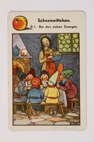 2013.495.7 g front Marchen Quartett deck of fairy tale cards with box brought with a German Jewish refugee  Click to enlarge