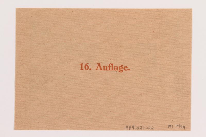 1989.21.2 back Gemeinde Loich, Austria, notgeld