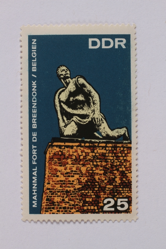 1995.128.48 front Postage stamp