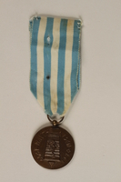 1995.128.5 front Medal  Click to enlarge