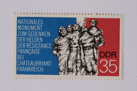 1995.128.50 front Postage stamp  Click to enlarge