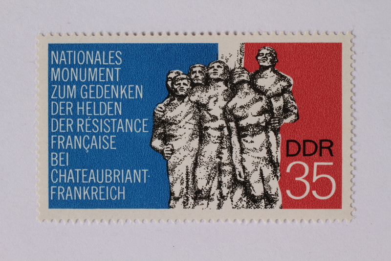1995.128.51 front Postage stamp