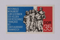 1995.128.51 front Postage stamp  Click to enlarge