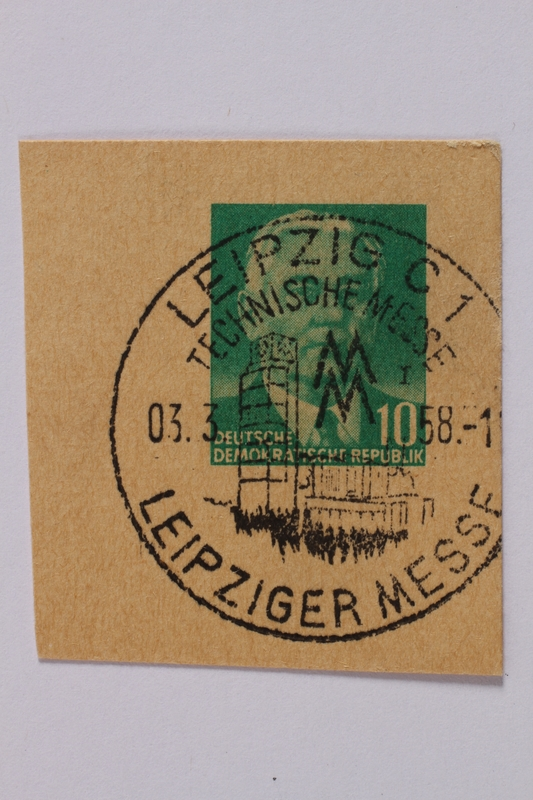 1995.128.52 front Postage stamp