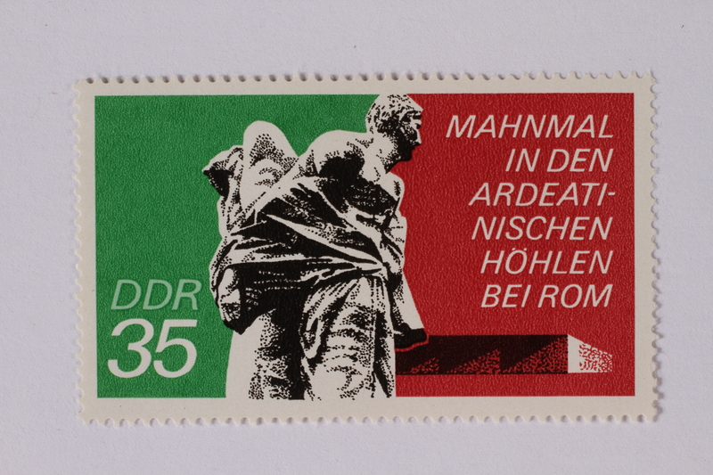 1995.128.53 front Postage stamp