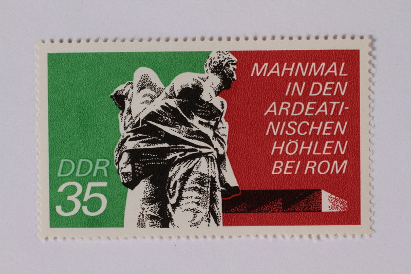 1995.128.54 front Postage stamp