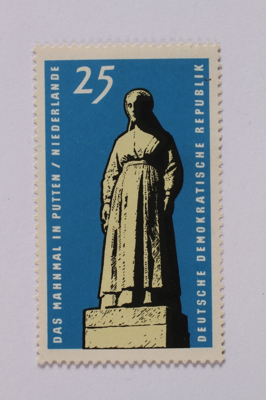 1995.128.55 front Postage stamp