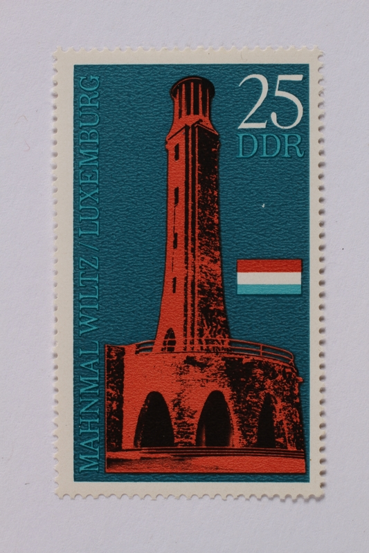 1995.128.58 front Postage stamp