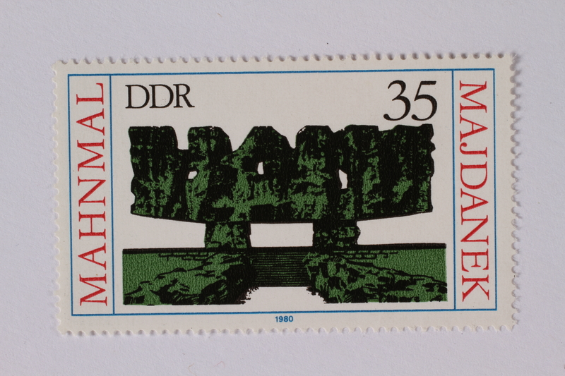 1995.128.59 front Postage stamp