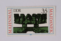 1995.128.59 front Postage stamp  Click to enlarge