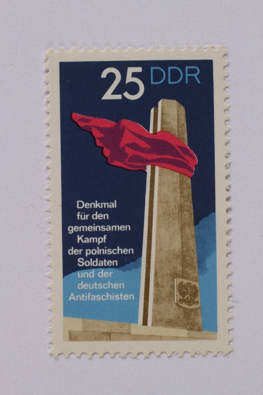 1995.128.60 front Postage stamp