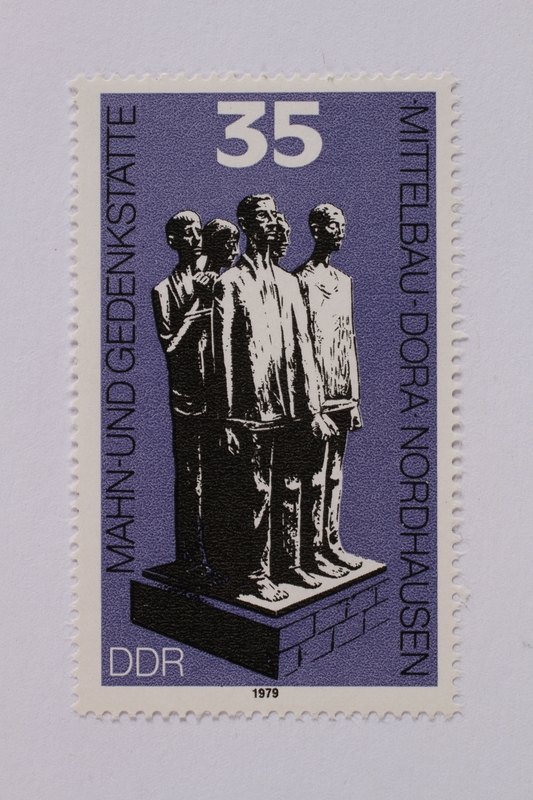 1995.128.61 front Postage stamp