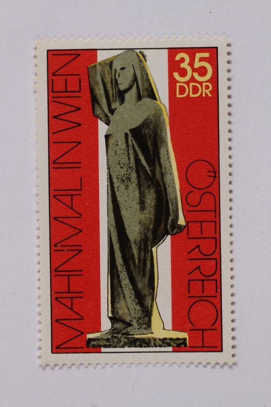 1995.128.65 front Postage stamp
