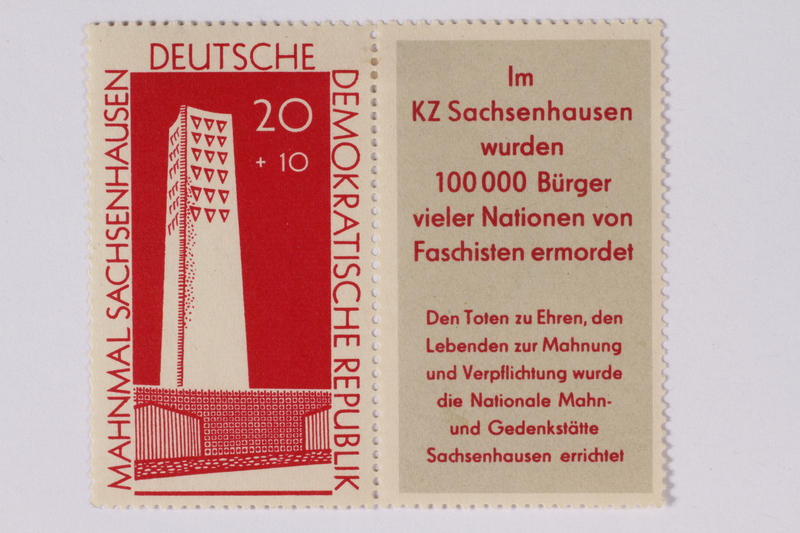 1995.128.66 front Postage stamp