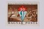 Postage stamp, Hungary