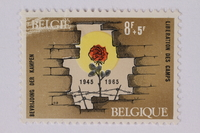 1995.128.76 front Postage stamp  Click to enlarge