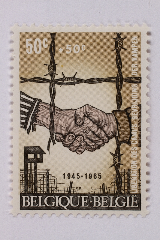 1995.128.77 front Postage stamp