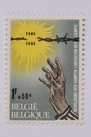 1995.128.79 front Postage stamp  Click to enlarge