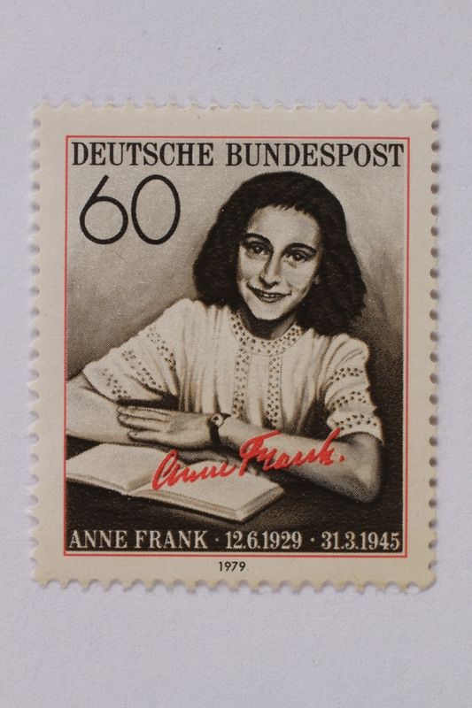 1995.128.82 front Postage stamp