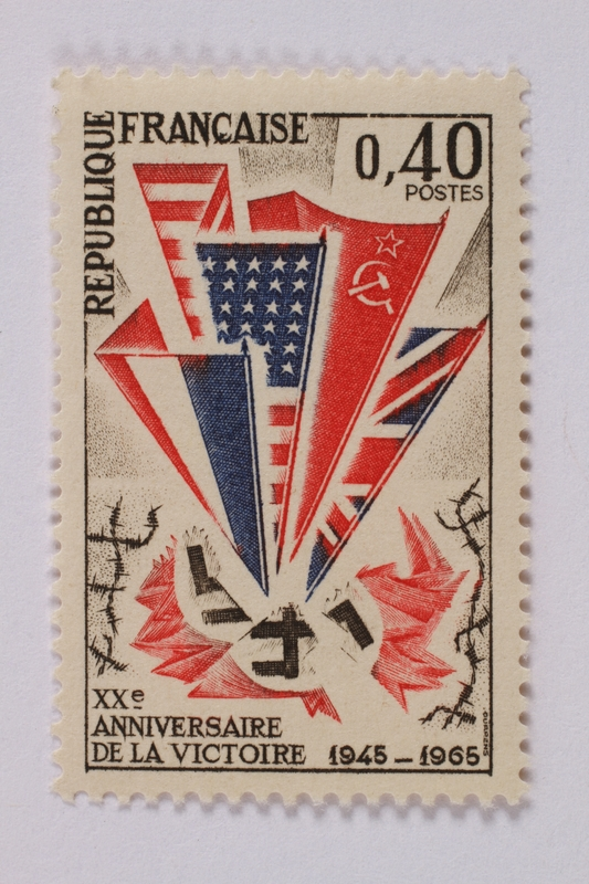 1995.128.83 front Postage stamp