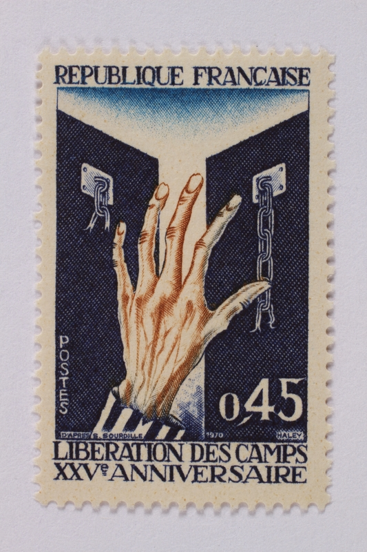 1995.128.84 front Postage stamp