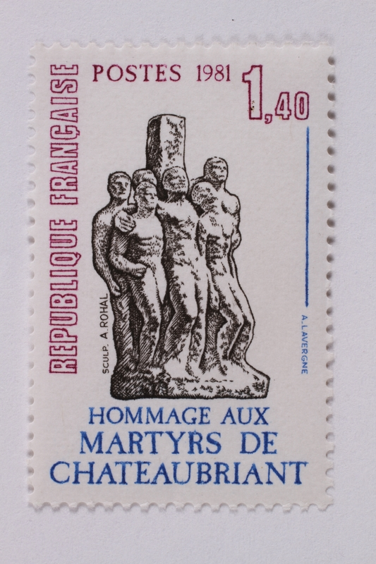 1995.128.86 front Postage stamp