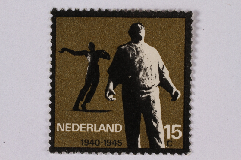 1995.128.90 front Postage stamp